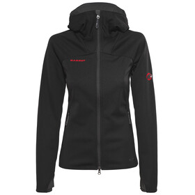 Mammut Ultimate Hoody Women black-black